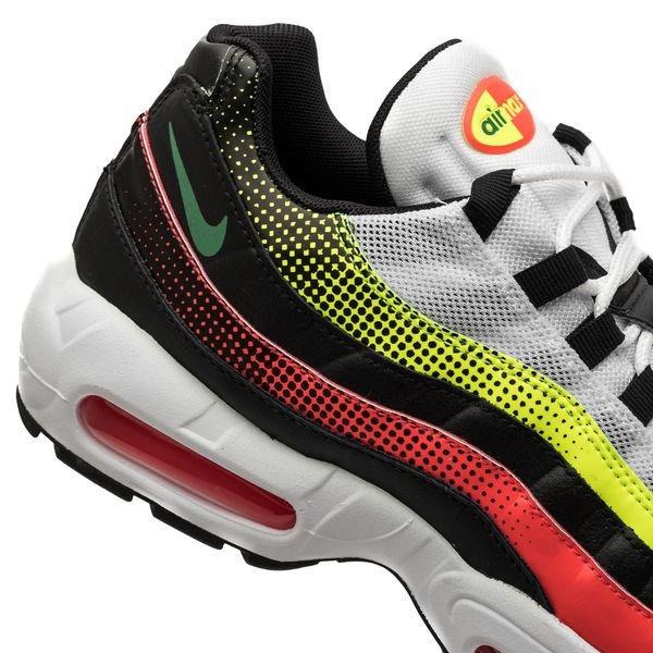 factory price 45f5d 13ab9 Nike Air Max 95 - Musta Punainen Neon 4