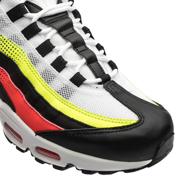 reputable site c1955 b8e57 Nike Air Max 95 - Black Bright Crimson Volt
