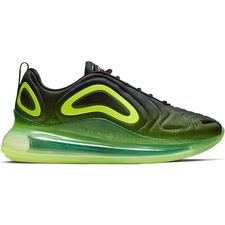 hot sale online d42de db312 Nike Air Max 720 - Svart Röd Neon