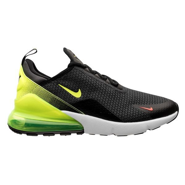Nike Air Max 270 SE GrisJaune FluoNoirRouge