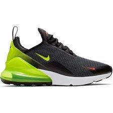 best sneakers c2ac7 ab87b Nike Air Max 270 SE - Grå Neon Svart Röd