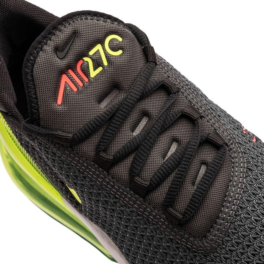 Nike Air Max 270 SE GrisJaune FluoNoirRouge