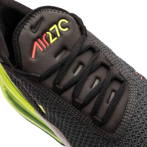 Nike Air Max 270 SE GrisJaune FluoNoirRouge   www