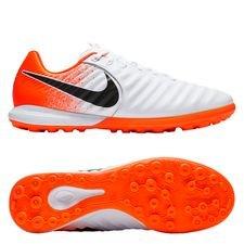 the best attitude 28e15 64057 Nike Lunar Legend 7 Pro TF Euphoria - Hvit Oransje