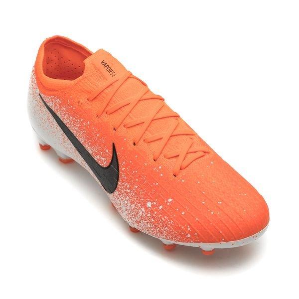 7455a7462a0 Nike Mercurial Vapor 12 Elite AG-PRO Euphoria - Orange/Hvid | www ...