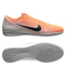 Nike Mercurial Vapor 12 Academy IC - Orange/Hvid