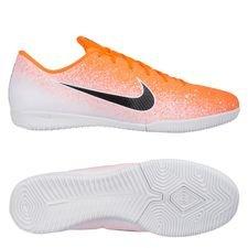 55eec788ebf6 Nike Mercurial Vapor 12 Academy IC Euphoria - Hyper Crimson White
