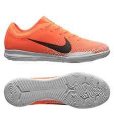 Nike Mercurial Vapor 12 Pro IC - Orange/Hvid
