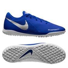 Nike Phantom Vision Academy TF Euphoria - Blau/Weiß