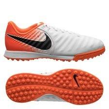 Nike Tiempo Legend 7 Academy TF Euphoria - Wit/Oranje Kinderen