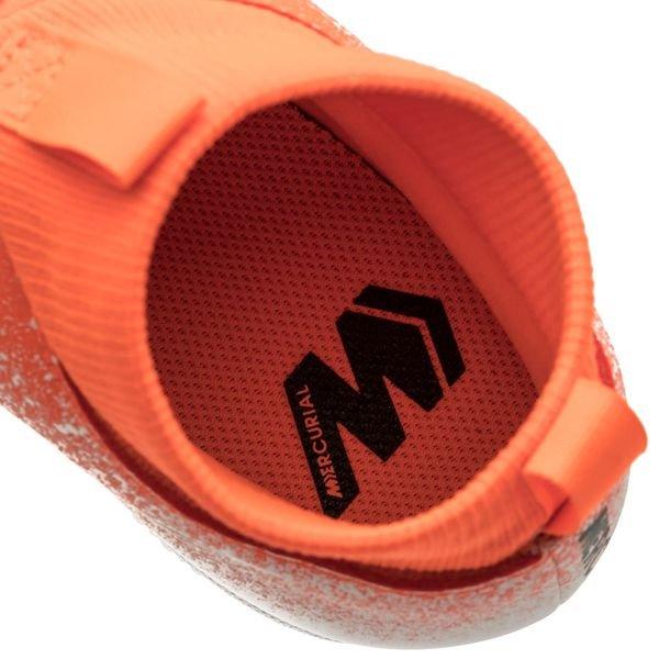 brand new fdb2a 1264e Nike Mercurial Superfly 6 Academy IC Euphoria - Orange Blanc Enfant 7