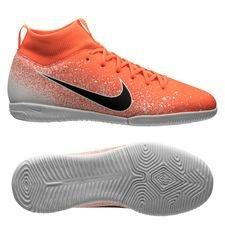 Nike Mercurial Superfly 6 Academy IC Euphoria - Orange/Vit Barn