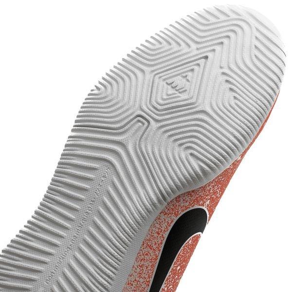 the latest 97626 52b13 Nike Mercurial Superfly 6 Academy IC Euphoria - Orange Blanc Enfant 8