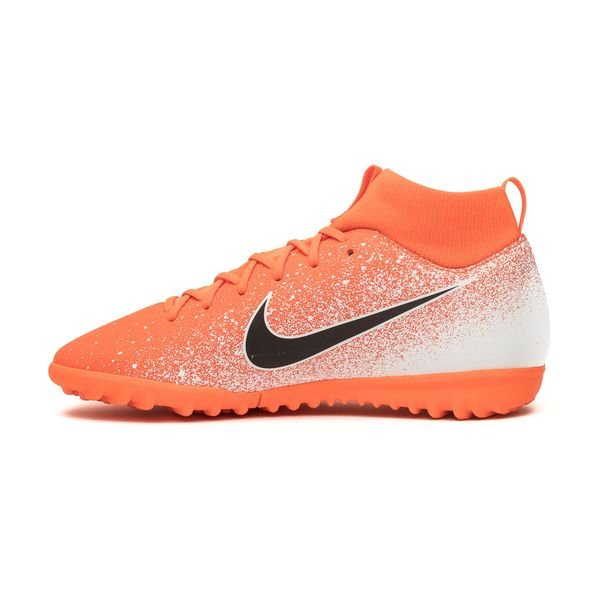 c4618ecd Nike Mercurial Superfly 6 Academy TF Euphoria - Orange/Hvid Børn ...