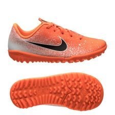sale retailer 841be 536a6 Nike Mercurial Vapor 12 Academy TF Euphoria - Orange Vit Barn