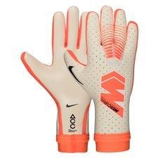 Nike Keepershandschoenen Mercurial Touch Elite Euphoria – Wit/Oranje/Zwart