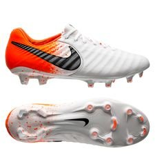 Nike Tiempo Legend 7 Elite FG Euphoria - Vit/Orange