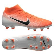 Nike Mercurial Superfly 6 Academy MG - Orange/Hvid