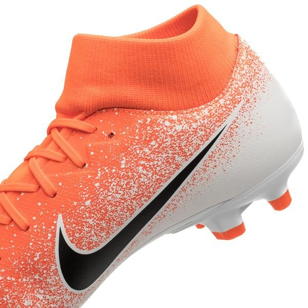 latest discount website for discount new style Nike Mercurial Superfly 6 Academy MG Euphoria - Orange/Blanc