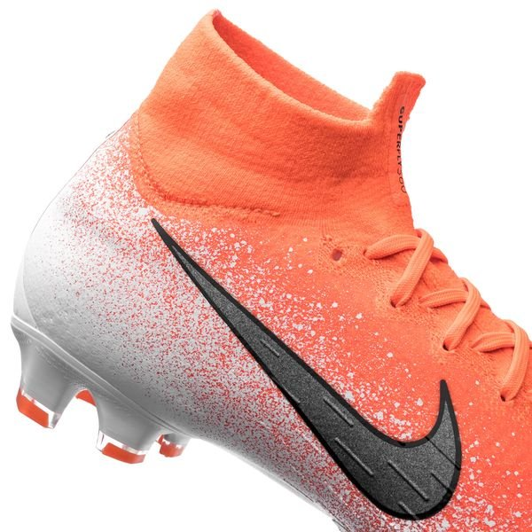 thoughts on the best attitude release date: Nike Mercurial Superfly 6 Elite FG Euphoria - Orange/Blanc