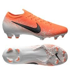 Nike Mercurial Vapor 12 Elite FG Euphoria - Orange/Vit