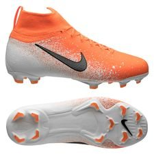 Nike Mercurial Superfly 6 Elite FG Euphoria - Orange/Vit Barn