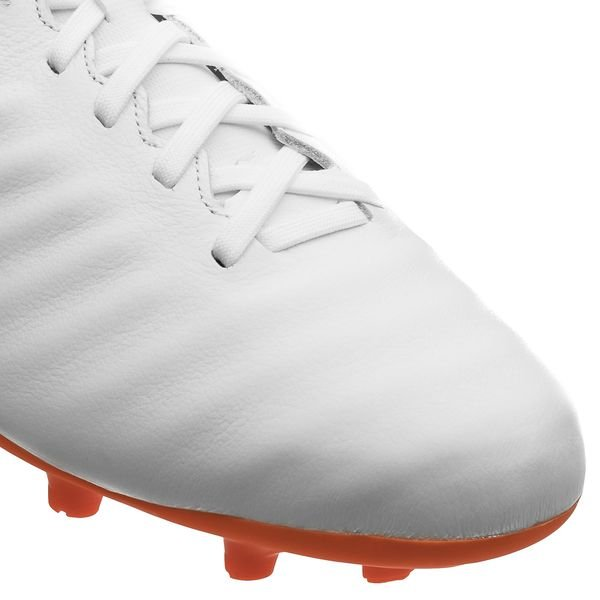 best website b6015 5f03e Nike Tiempo Legend 7 Academy FG Euphoria - White Hyper Crimson Kids