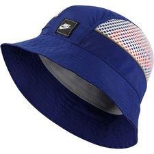 1cde61f4a84339 Nike Bucket Hat NSW Mesh - Deep Royal Blue White