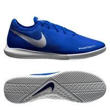 Nike Phantom Vision Academy IC - Blå/Hvid