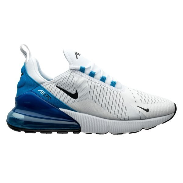 best website 2c0d0 06cba Nike Air Max 270 - White/Black/Photo Blue/Pure Platinum