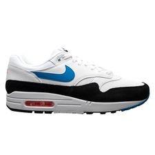 on sale 33c7f c4d41 Nike Air Max 1 - Valkoinen Sininen Oranssi Musta