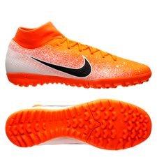Nike Mercurial Superfly 6 Academy TF Euphoria - Oranje/Wit