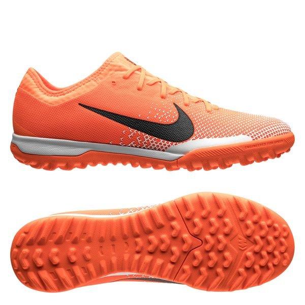 new product 78219 44008 Nike Mercurial Vapor 12 Pro TF Euphoria - Hyper Crimson/White