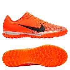 sports shoes 050a3 46738 Nike Mercurial Vapor 12 Pro TF Euphoria - Oransje Hvit