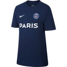 Paris Saint-Germain T-Shirt Core Match - Navy Barn