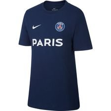 Paris Saint-Germain T-Shirt Core Match - Navy