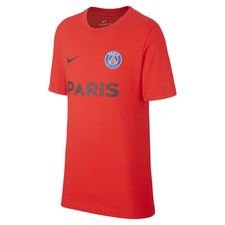 Paris Saint-Germain T-Shirt Core Match - Röd