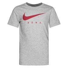 Roma T-Shirt Dry Training Ground - Grå