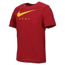Roma T-Shirt Dry Training Ground - Röd Barn
