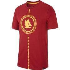 Roma T-Shirt Story Tell - Röd