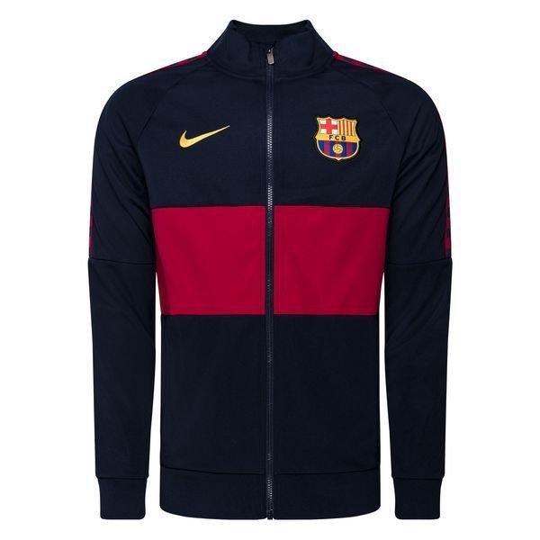ef92d2787 €69.95. Price is incl. 19% VAT. Barcelona Track Jacket Dry I96 - Obsidian/Noble  Red/University Gold Kids