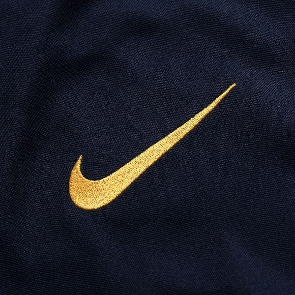 bd6054221 Barcelona Track Jacket Dry I96 - Obsidian/Noble Red/University Gold Kids