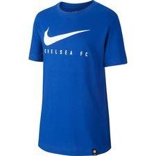 Chelsea T-Shirt Dry Training Ground - Blå Barn