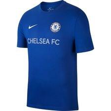 Chelsea T-Shirt Core Match - Blå Barn