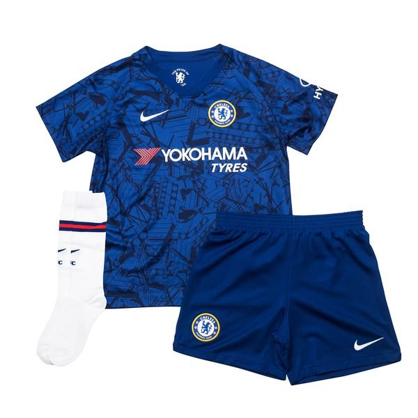 the best attitude 4abc4 3ef25 Chelsea Home Shirt 2019/20 Mini-Kit Kids