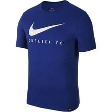 Chelsea T-Shirt Dry Training Ground - Blå