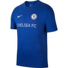 Chelsea T-Shirt Core Match - Blå