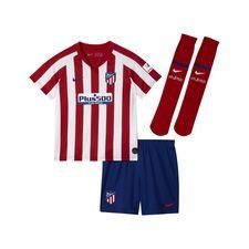 Atletico Madrid Hemmatröja 2019/20 Mini-Kit Barn
