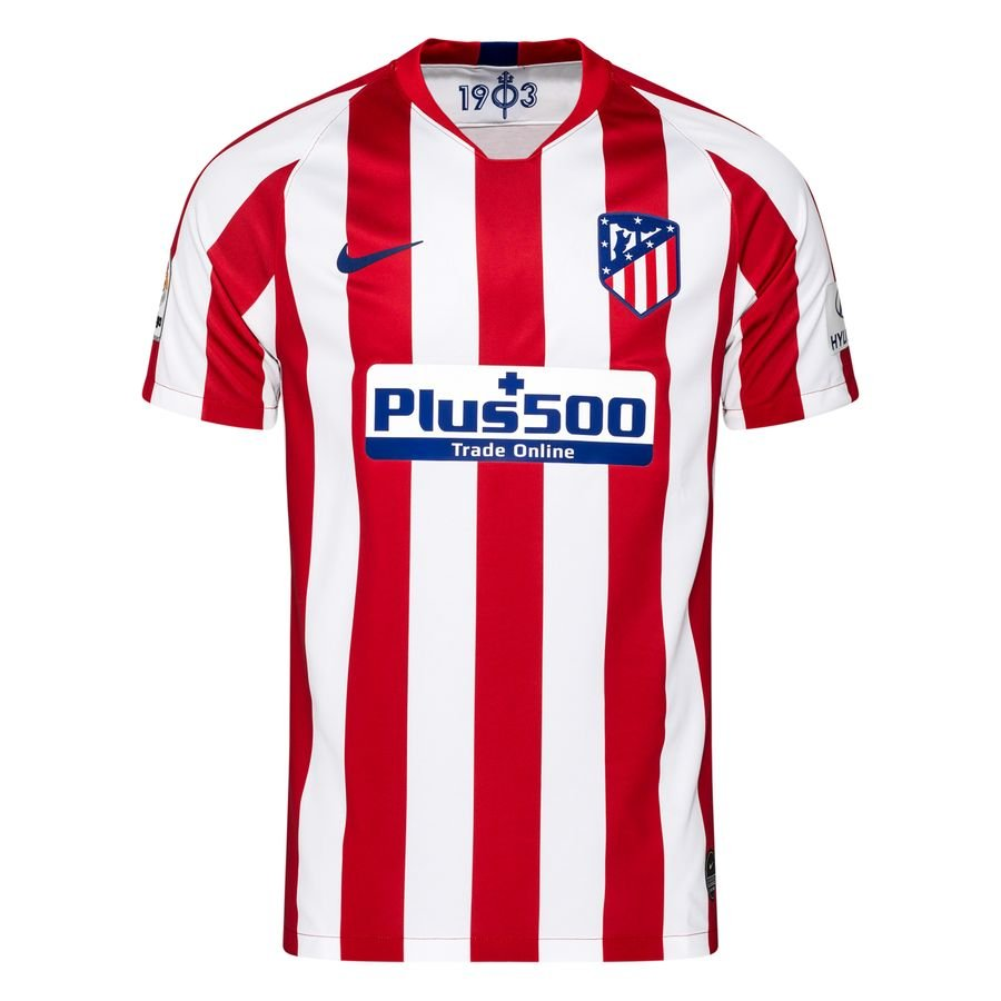 Atletico Madrid Hjemmebanetrøje 2019/20