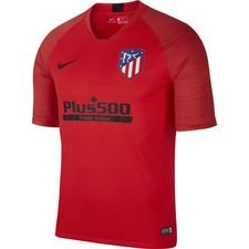 Atletico Madrid Tränings T-Shirt Breathe Strike - Röd/Svart